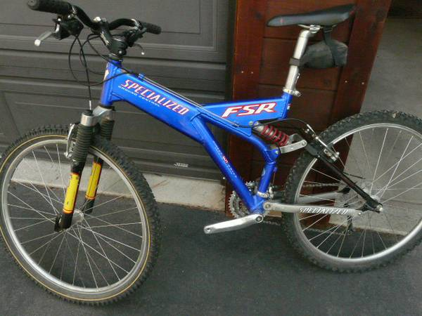Specialized ground control fsr for sale