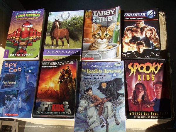 46 Books - Kids, young reader - Make Offer - $1 (Carson City)