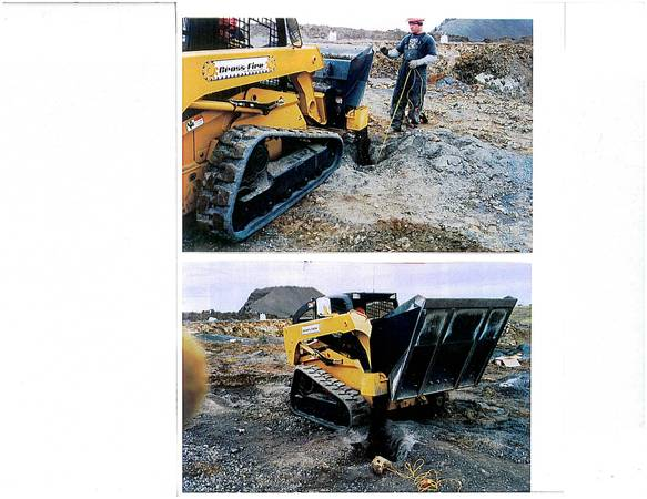 Attachments - Construction Equipment