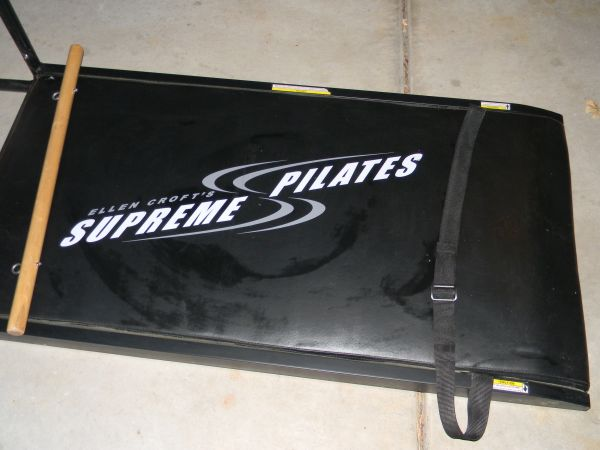 Ellen Crofts Supreme Pilates Machine - $20 (Northwest Reno)