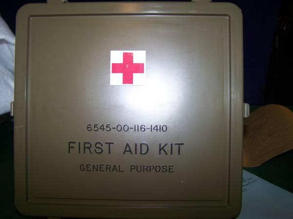 First Aid Boxes  - $10 (Reno)