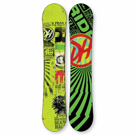 Ride Snowboard with Ride Bindings - $350 (Reno)