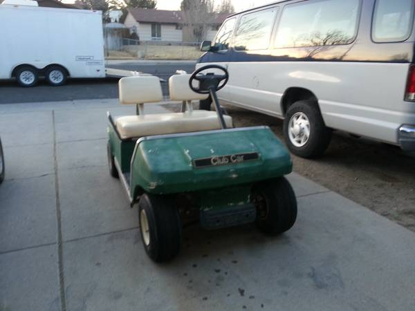 Perfect Golf Cart for )( - $500 (RenoSparks)