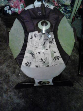 Beautiful Fisher-Price Zen Collection Infant Seat - $50 (Sparks)