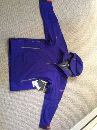 Arcteryx Softshell Pullover - $200 (Incline Village)