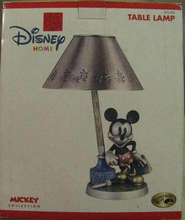 Mickey Mouse...Toaster, Pewter L, Anniversary Watch, 3pc Ring (Reno)