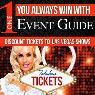 Amazing Pricing on Las Vegas Show and Attraction Tickets  Las Vegas