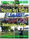Free Boot Camp at Freedom Park    All LEVELS  Sacramento  McClellan  Roseville