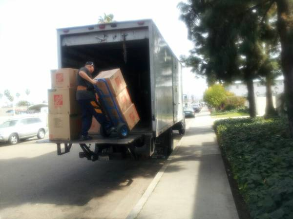 COUNTY MOVERS 50hr 26TRUCKS   619-512-7497 (All San Diego)
