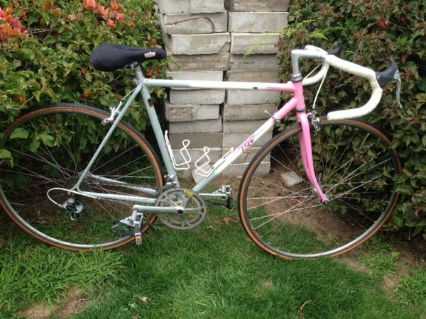Road bike with Shimano 105 components  - $140 (Carlsbad)