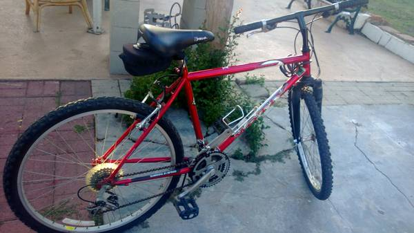 Motiv Mountain Bike - $150 (Vista)