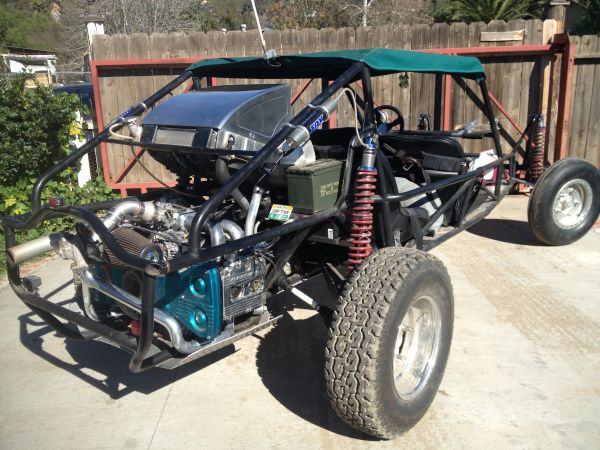 Sand Rail Dune Buggy READY TO GO dirt or sand - $8500 (Lakeside)