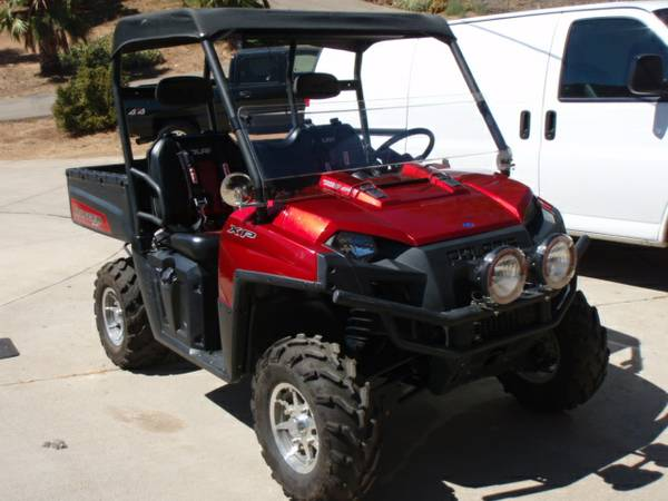 Polaris RangerQuad Trade For 4 Seater Sand Rail (East County)