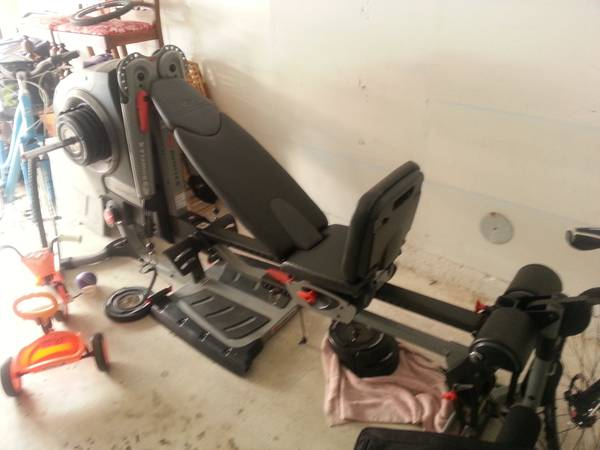 BOWFLEX REVOLUTION XP HOME GYM - $1500 (Carlsbad)