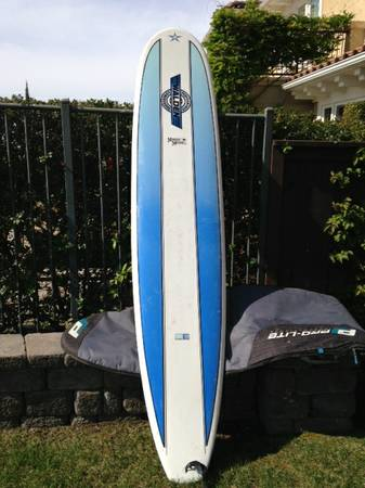 Walden Magic 90 Epoxy Longboard Surfboard - Near Perfect With Bag. - $600 (San Marcos  Encinitas)
