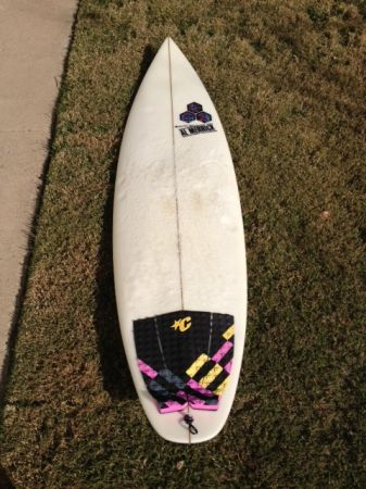Channel Islands Surfboard Al Merrick Rookie 61 - $325 (clairemont)