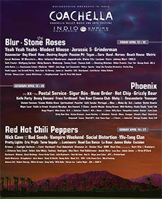 Weekend 1 CoachCHELLA CAR CAMPING  2 GA wristbands - $750 (carlsbad)