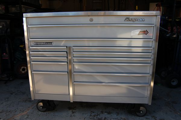 NEW SNAP-ON TOOL CHEST  TOOLS - $5000 (Vista)