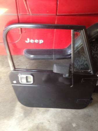 Jeep YJ Full Hard Doors - $500 (Buena Park)