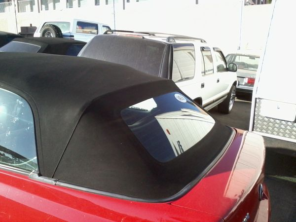 Nice 95 Thru 2000 VW Cabrio C- Top- INSTALLED - $500 (Lemon Grove 94 Spring St.)