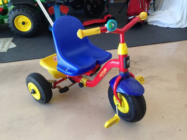 Kettler Happy Air Navigator Tricycle - $100 (Encinitas, CA)