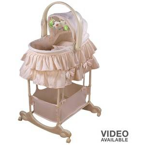 The First Years - Carry-Me-Near 5-in-1 Baby Bassinet - $80 (Santee)