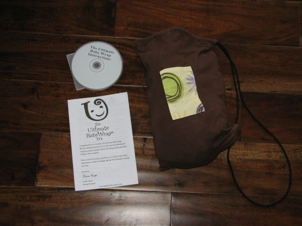 The Ultimate Baby Wrap Baby Carrier, better than Moby Wrap - $21 (University City)