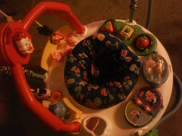 Fisher-Price Lil Laugh n Learn Jumperoo - $69 (San Marcos)