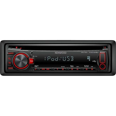 KENWOOD 248 WITH USB A MUST BUY STEREO FOR YOUR CARJCPOWER CARAUDIO - $79 (JC POWER AUDIO CHULA VISTA619-422-2285)