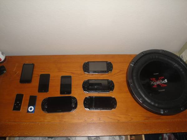 EVERYTHING MUST GO MAKE AN OFFER AND I39LL CONSIDER BUT MUST GO ASAP (Oceanside)