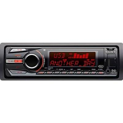 Sony Xplod CDX-GT65UIW Car CD Receiver with USB and Ipod control - $80 (Mira Mesa or Carlsbad)
