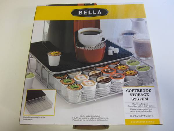 Bella Single Serve Drawer Storage - $15 (Mission Valley)