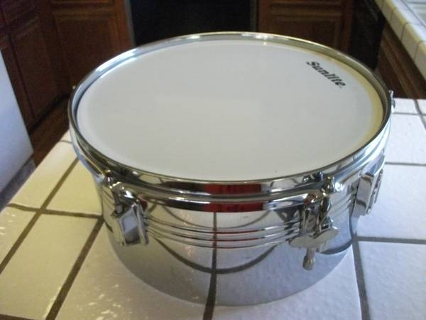 Drums Timbales 1314cymbals hi hat stands snare call me,I have it, - $10 (san diego)