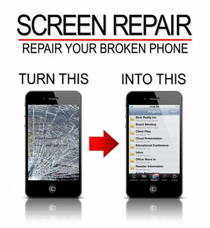 iPhone iPad Repair to you  (Mobile San Diego)