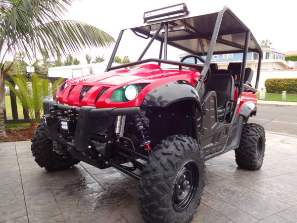 Used yamaha rhino for sale in az for Yamaha grizzly 1000cc