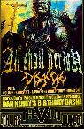 ALL SHALL PERISH SHOW TICKETS  -  12  Temecula