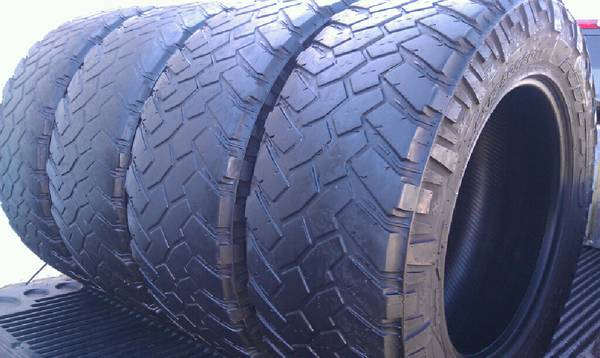 37 inch nitto mud grapplers for sale