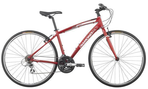 Diamondback 2013 Insight 1 Performance Hybrid Bike Road Bicycle - $420 (Goleta)