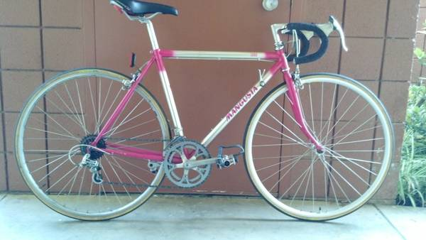 MANGUSTA 3000 Road Bike - $220 (Downtown SB)