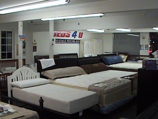 Futon frames-99.00-Bunk beds-198.00-Bedroom sets from - $498 (goleta-805-699-5103)