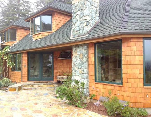 Redwood Shingles-Top Quality (Santa Barbara)