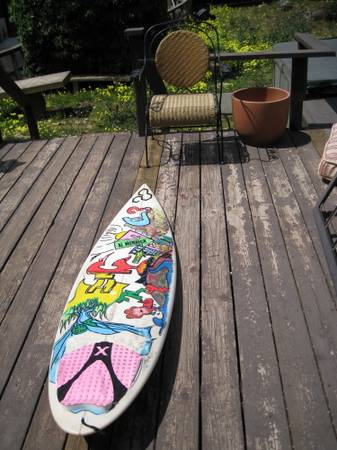 Surfboards for sale (Montecito)