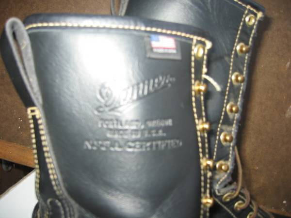 Danner Flashpoint smokejumperwildland fire boots, near new, size 13d - $100 (Nipomo)