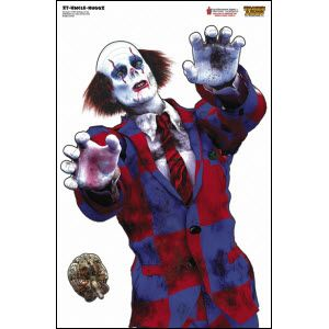Uncle Huggz Zombie Target Poster New - $20 (Santa Barba)
