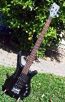Warwick Rock Bass Guitar w MEC active Pickups  -  245  near turnpike  amp  hollister aves
