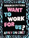 URBAN OUTFITTERS is hiring a Store Merchandising Manager  Santa Barbara