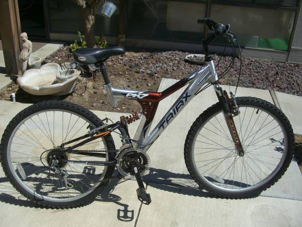 Triax 21 speed Mountain Bike - $50 (Santa Maria)