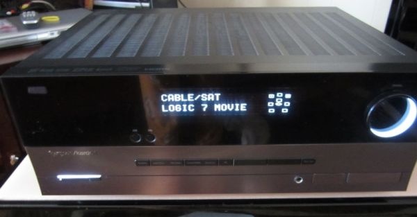 Harman Kardon AVR 254 7.1 Channel 65 Watt Receiver - $180 (Santa Maria)
