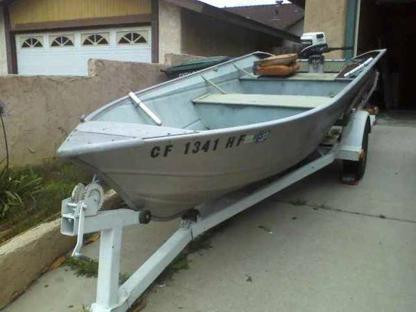 14 ft valco aluminum boat for sale