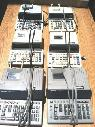 LOT OF 6 Sharp Canon Printing Calculators   Lompoc